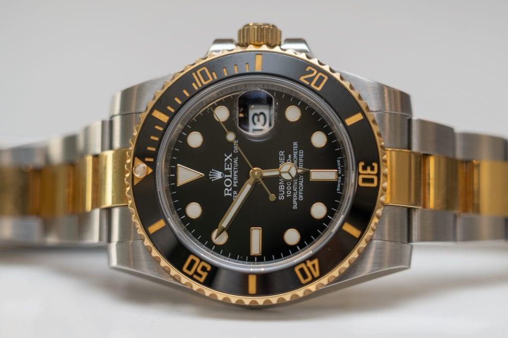 Rolex Submariner 3