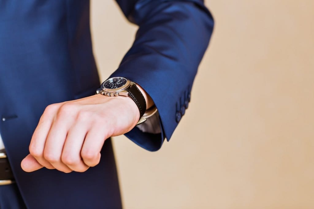 owning a luxury watch