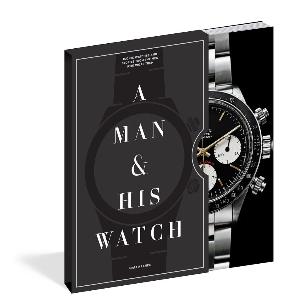 book review of a man & his watch must read