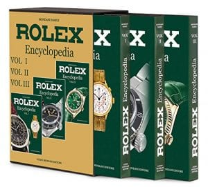 rolex encyclopedia books for watch collectors