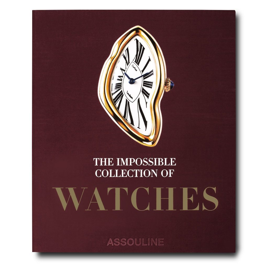 the impossible collection of watches by nick foulkes