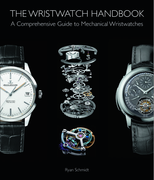 the wristwatch handbook by ryan schimidt